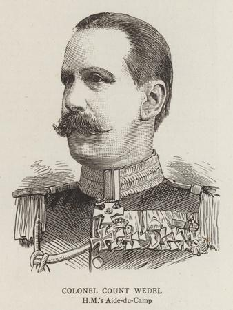 Colonel Count Wedel