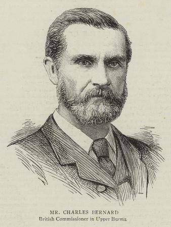 Mr Charles Bernard