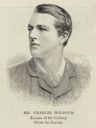 Mr Charles Holroyd