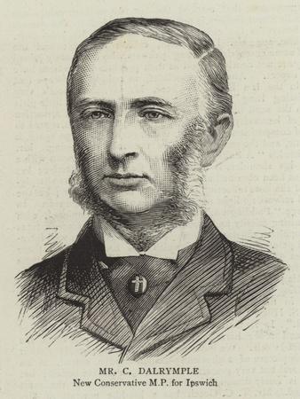 Mr C Dalrymple