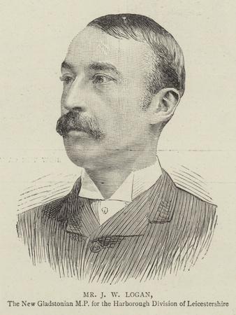 Mr J W Logan