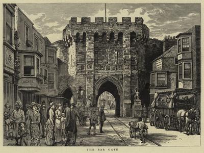 The Bar Gate