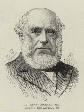 Mr Henry Richard