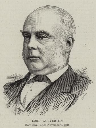 Lord Wolverton