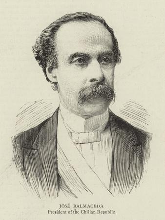 Jose Balmaceda