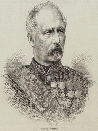 Marshal M'Mahon