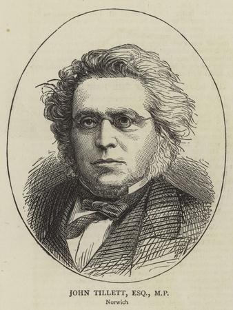 John Tillett