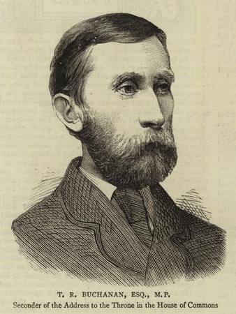 T R Buchanan