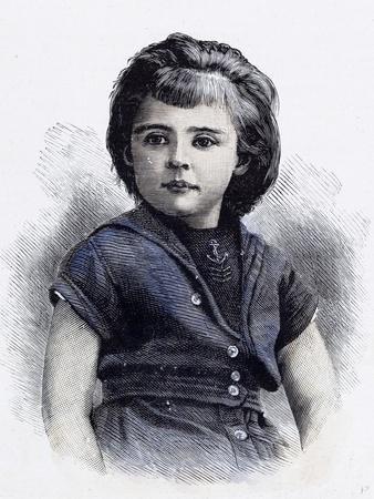 Girl in 1892
