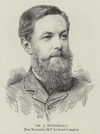 Dr J Fitzgerald