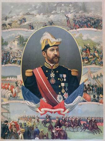 The Life of General Georges Ernest Boulanger (1837-91), C.1886
