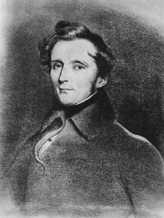 Alphonse De Lamartine, 1830