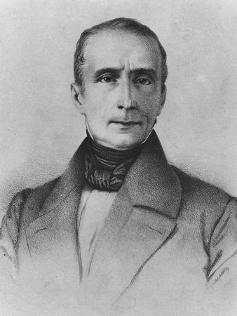Alphonse De Lamartine, 1848