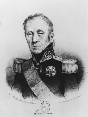 Marshal Rémi Joseph Isidore Exelmans, 1st Comte Exelmans