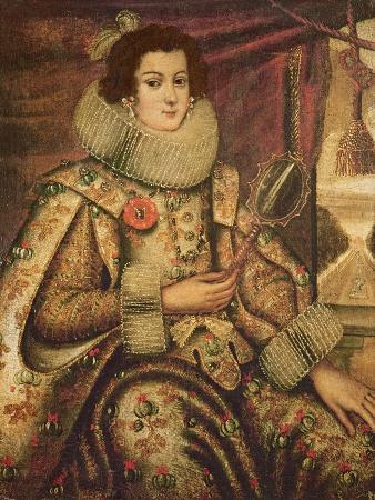 Margaret of Austria (1522-86) Duchess of Parma