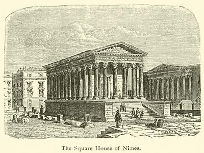The Square House of Nimes