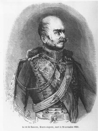 Ernest-Augustus I, King of Hanover