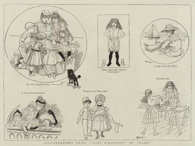 Illustrations from Joies D'Enfants