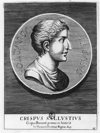 Gaius Sallustius Crispus, Sallust