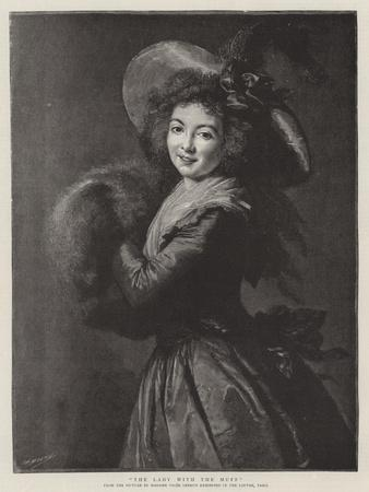 The Lady with the Muff
