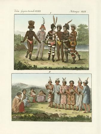 Inhabitants of the Northwest Coast of America