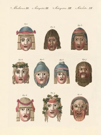 Masks of the Ancients