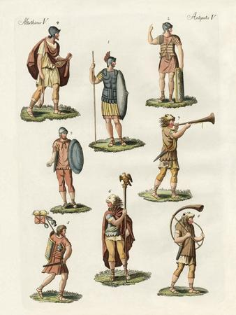 Roman Foot Soldiers