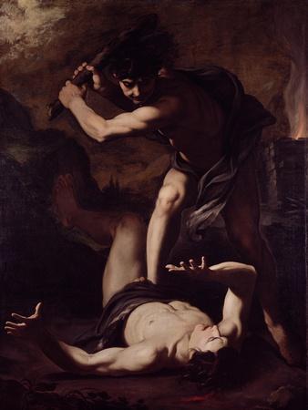 Cain Killing Abel, C.1625-50