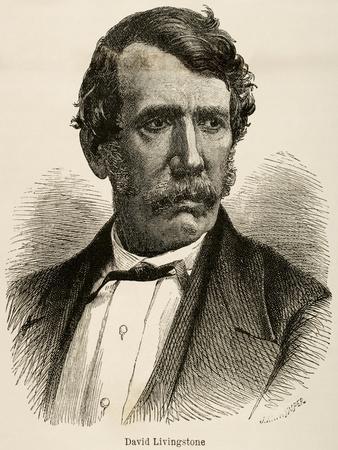 David Livingstone (1813-1873), United Kingdom