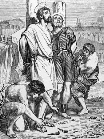 Saint Mark and Saint Marcellin, 3rd Century, Martyrs,