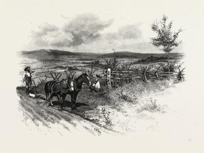 From Toronto, Westward, Canada, Nineteenth Century