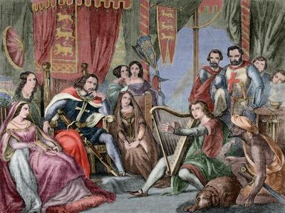 Richard the Lionheart (1157-1199) Listen Music