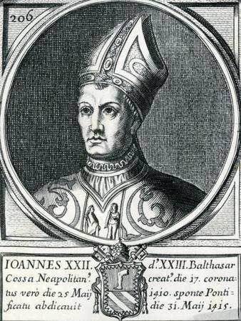 Antipope John XXIII (C.1370-1419)