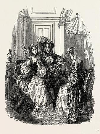 Scene from Les Précieuses Ridicules