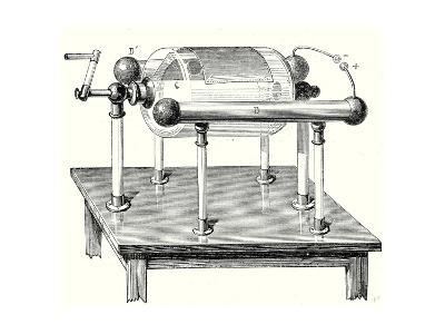 Nairne's Electrical Machine (1782)