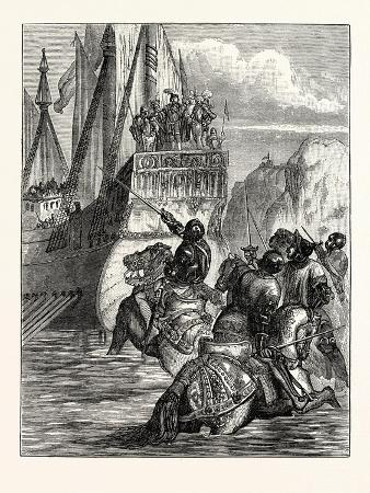 Reception of the Emperor Sigismund