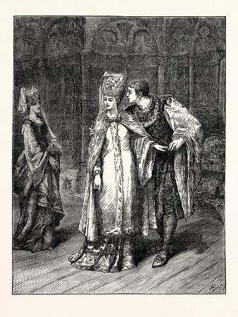Henry's Wooing of the Princess Catherine