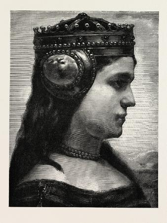 Byzantine, 13th Century, 1882, Lady