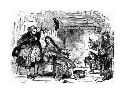 Charles Dickens Barnaby Rudge, 1841