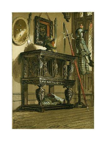 Elizabethan Sideboard or Court Cupboard