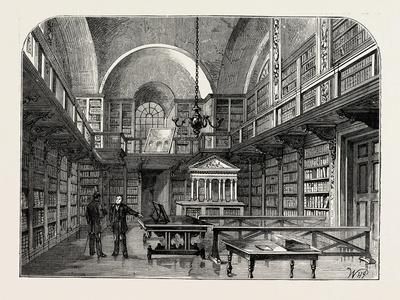 The Library of St. Paul's London