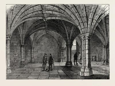 The Crypt of Guildhall London