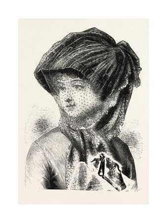 Travelling Hat, Fashion, 1882
