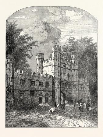 Gateway of Battle Abbey