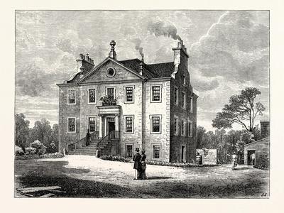 Edinburgh: Gayfield House