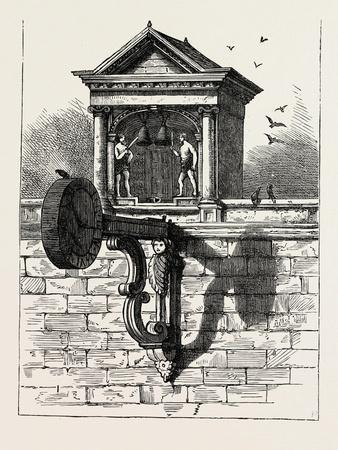 St. Dunstan's Clock London