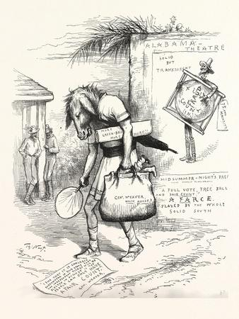Fool's Errand!, 1880, USA