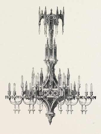 Chandelier, from France