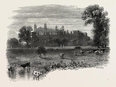 Eton, Uk, 19th Century