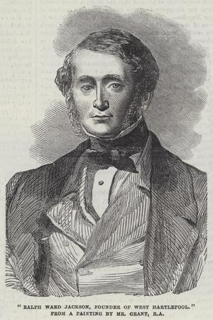 Ralph Ward Jackson, Founder of West Hartlepool